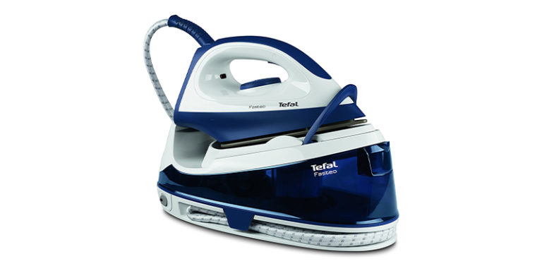 Tefal Fasteo SV6040 Pressurised Steam Generator Iron